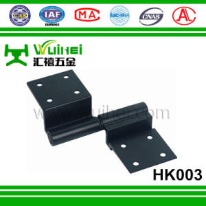 Aluminum Alloy Power Coating Pivot Hinge for Door with ISO9001 (HK003) pictures & photos