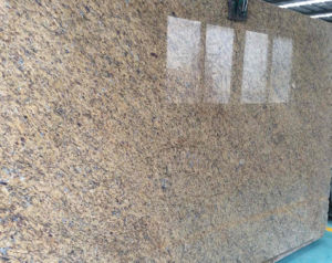 New Vene Tian Gold Granite for Countertop/Flooring/Wall pictures & photos