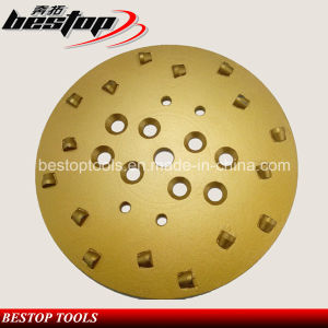 250mm PCD Wheel with Sixteen Segments for Epoxy Removal pictures & photos