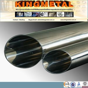 Bright Annealed Tp 304/316/310S /321/317L Steel Pipe/Tube in Guangdong China pictures & photos