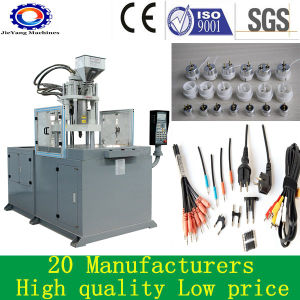 Vertical Rotary Table Injection Molding Machine for Hardware Fitting pictures & photos