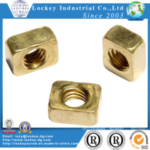 Stainless Steel Hex Nut / Square Nut / 2h Nut / Weld Nut / Flange Nut / Nylon Lock Nut pictures & photos