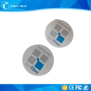 Ntag 215 ISO 14443A Hf NFC Tag Coated Paper pictures & photos
