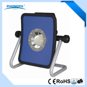 Ce GS Approved 20W Rechargeable LED Work Light pictures & photos