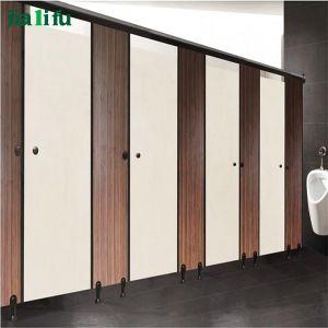 Jialifu Wholesale White Color Restroom Partition pictures & photos