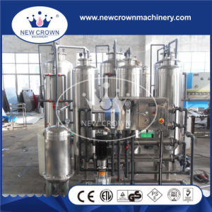 1000LTR Per Hour SUS Water Treatment Line for Making Drinking Water pictures & photos