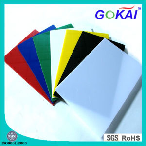 High Transparance Acrylic Sheet Supplier pictures & photos