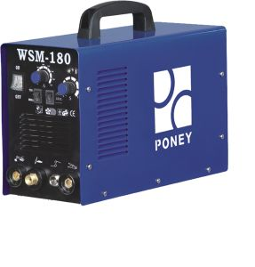 Inverter Portable Mosfet TIG/MMA Welding Machine with Pluse Wsm-160/180/200 pictures & photos