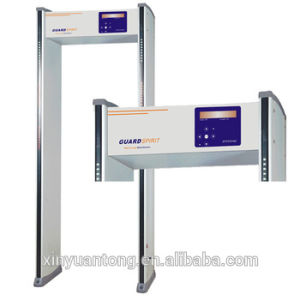 Xyt2101A2 Access Control Walk Through Metal Detector Gate, Body Detecting Machine pictures & photos