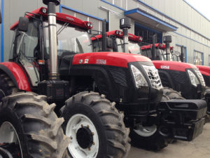 Famous Huaxia 120HP 135HP 145HP 150HP Large Farm Tractor for Sale pictures & photos