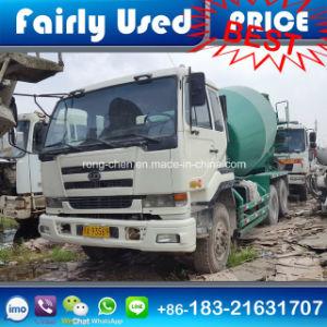Used 8-12cbm Nissan Ud Concrete Truck Mixer