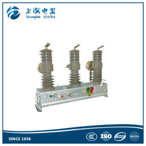 38kv Vcb Auto-Recloser Circuit Breaker pictures & photos