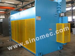 Wc67k-100t/6000 Press Brake Machine / Hydraulic Bending Machine pictures & photos