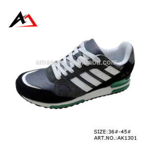 Sports Leisure Shoes Canvas Casual Wholesale Manufacture Sneakers (AK1301) pictures & photos