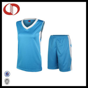Wholesale New Fashion Basketball Uniform for Woman pictures & photos