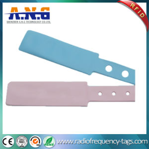 RFID Soft PVC Wirstband Tag for Hospital Use pictures & photos
