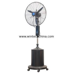 High Pressure Nozzle Mist Fan 26 Inch 4-6 Nozzles out Door Mist Fan pictures & photos