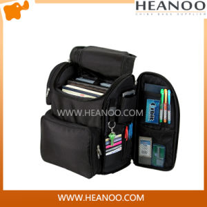 New Man Nylon Laptop High Quality Waterpfoof Business Backpack Bag pictures & photos