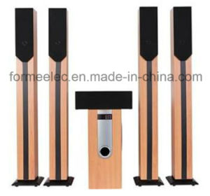 5.1CH Home Theater Speaker System RMS110W Subwoofer pictures & photos