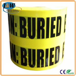 PE Plastic Security Caution Warning Tape pictures & photos