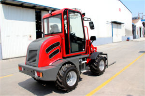 Ce Approved Zl08 Small Loader Mini Shovel Loader pictures & photos