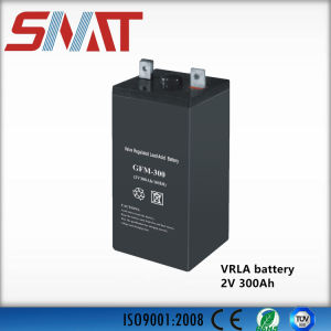 2V 300ah VRLA Battery for Solar with Maintenance-Free pictures & photos