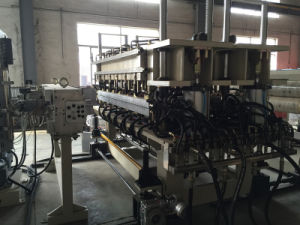 High Quality PC Hollow Sheet Making Machine pictures & photos
