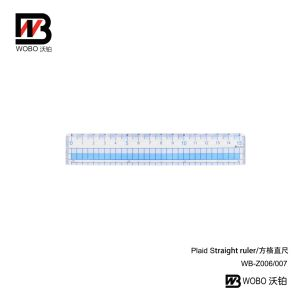 15 20cm Straight Flat Plastic Office Stationery Ruler 2016 pictures & photos