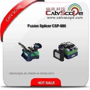 Optical Fiber Fusion Splicer Csp-800 pictures & photos