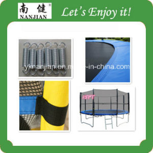 Popular Durable New Outdoor Trampoline for Cheapest Sale pictures & photos