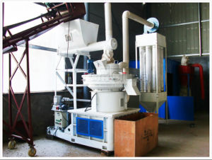 Yfk550 Automatic Biomass Wood Pellet Production Line pictures & photos