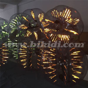 Glowing TPU Bubble Soccer Ball for Kids D5002 pictures & photos