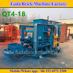 Zigzag Paver Molding Machine Hydraulic Autoamtic Brick Production Line pictures & photos