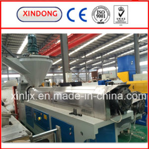 100-1000kg Two Stage Plastic Extruder pictures & photos