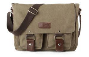 Good Quality Strap Single Canvas Shoulder Bag Sh-16050913 pictures & photos