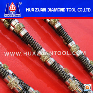 Electroplated Diamond Wire for Marble Cutting pictures & photos