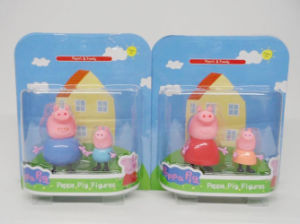 New Pink Pig Plastic Toy Doll with En71 (H9544205) pictures & photos