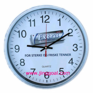 Promotional wall clock pictures & photos