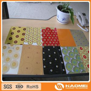 aluminium lacquered sheet 8011 pictures & photos