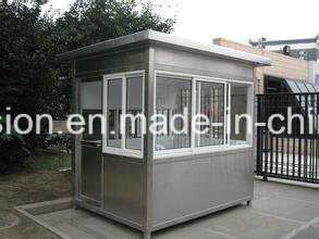 Low Cost Different Types of Mobile Prefabricated/Prefab Guard House for Hot Sale pictures & photos