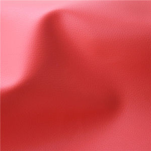 Hot Selling High Abrasion-Resistant PVC Automotive Leather for Malaysia Market pictures & photos