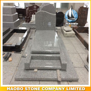 Cheap Prices Granite Full Cover Headstone pictures & photos