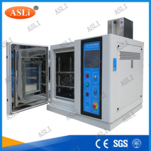 Programmable Stability Bench Top Temperature Humidity Chamber for Environmental Testing pictures & photos