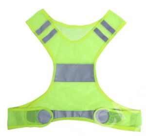Reflective Safety Vest, Cool Running Wear, 100% Polyester pictures & photos