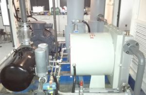 Industrial Screw Compressor Natural Gas Filling Station pictures & photos