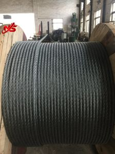 Excavator Steel Wire Rope 6X25fi pictures & photos