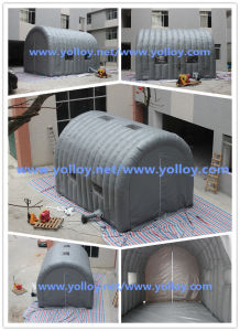 Inflatable Car Spray Booth pictures & photos