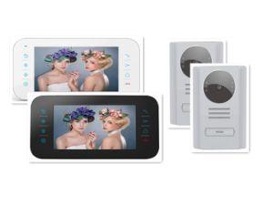 7′′ Video Door Phone Home Security Video Doorbell Intercom pictures & photos