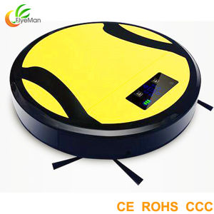 2015 Xmas Robot Vacuum Cleaner Floor Sweeper pictures & photos