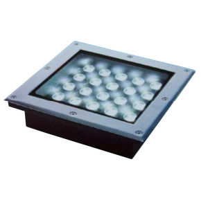 12X1w Square LED Recessed Stainless Steel Underground Light for Outdoor pictures & photos